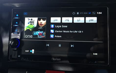 Unit Clarion Ax1 clarion malaysia debuts its new ax1 android based in car