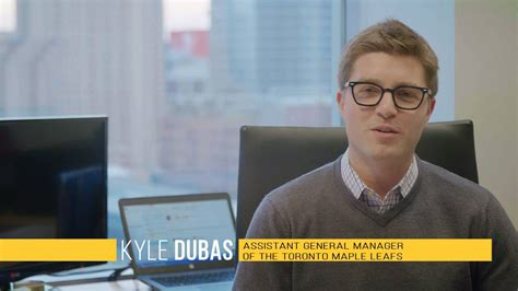 black gold kyle dubas assistant general