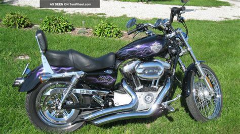 2004 Harley Davidson by 2004 Harley Davidson Xl Custom Sportster