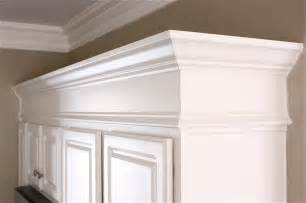 Kitchen Cabinet Top Molding by The Yellow Cape Cod Making Cabinets Taller Builder