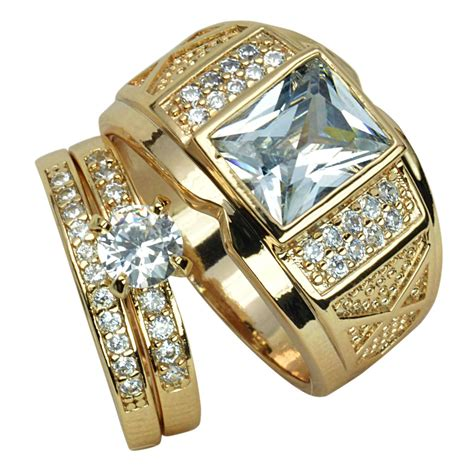 15 best collection of s wedding bands size 14