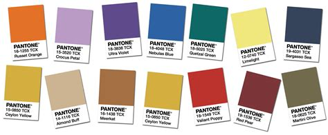 pantone color trends pantone fashion color trend report ny fashion week fall