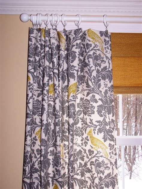 grey damask curtains 56 best images about sunroom on pinterest grey window