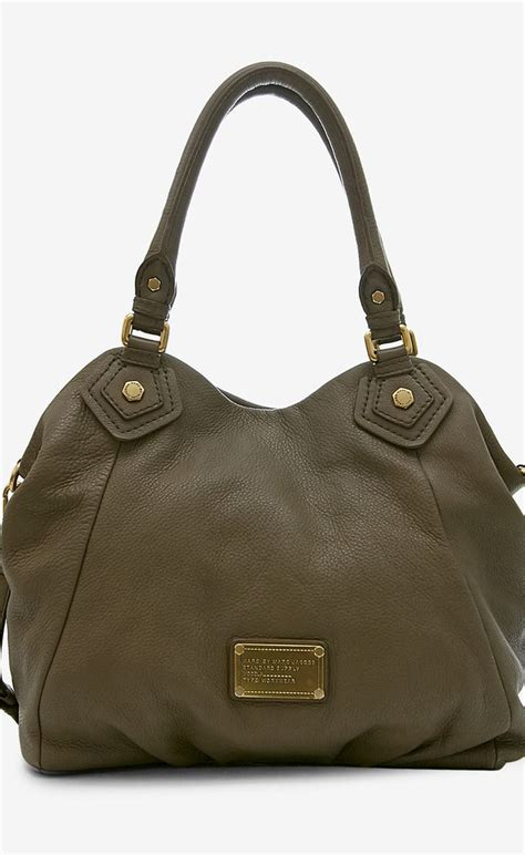 Marc Seventies Combo Satchel by Marc By Marc Taupe Shoulder Bag Fashionista