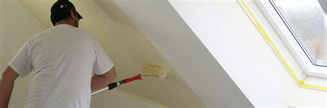 dachschräge streichen dachschr 228 ge streichen anleitung tipps diybook at