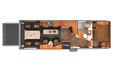 5th wheel toy hauler floor plans toy hauler floor plans cherokee wolf pack toy hauler