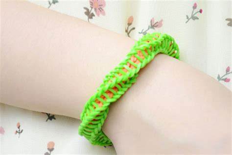 wrapped twisty rubber band bracelet  loom kit pandahallcom