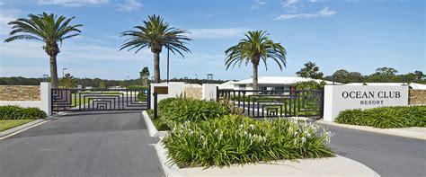 Over 55 Gated Communities Ocean Club Resort