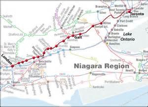 canada trains map transportation safety board of canada railway