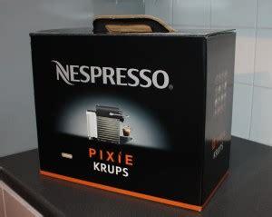 N Bunny Cup No Box krups pixie nespresso coffee machine review xn300540