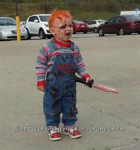 halloween costumes for 3 year old boy chucky toddler costume the beginning when he was two