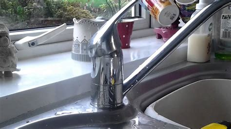 New Kitchen Faucet how to remove different type tap handles in order to