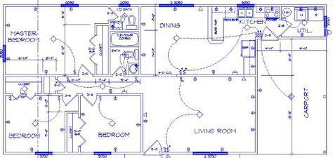 house electrical plan design electrical engineering