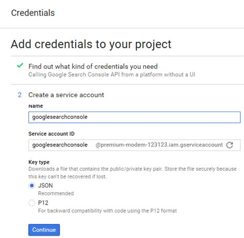 developer console api search console api r guide to get started