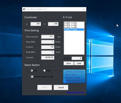 Auto Mouse Clicker by 5 Automatic Mouse Clicker Software For Windows 10 I Love