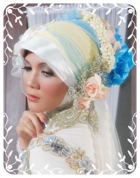 Jilbab Pengantin gambar model jilbab pengantin muslim modern terbaru