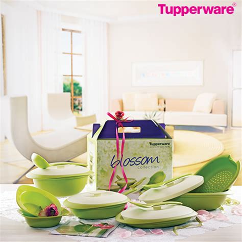 Tupperware Blossom Terbaru blossom collection tupperware indonesia promo katalog