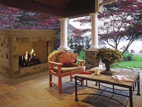 Outside Living Room Ideas Outdoor Living Rooms Atmosphere And Sensation Pictures
