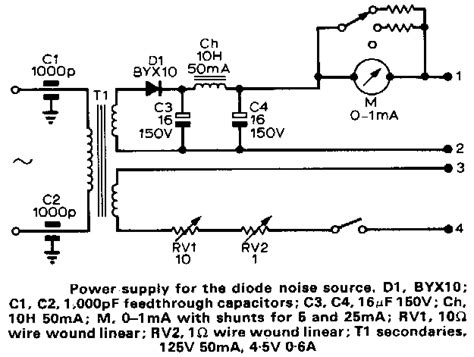 avalanche diode noise source 28 images avalanche diode avalanche noise electronics noise
