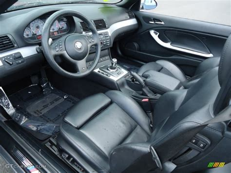 M3 Interior by Black Interior 2005 Bmw M3 Convertible Photo 70012381