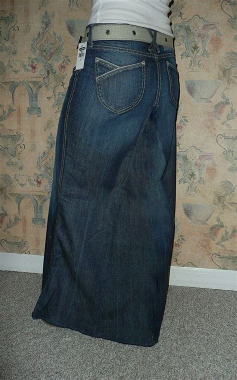 1000 ideas about jean skirts on