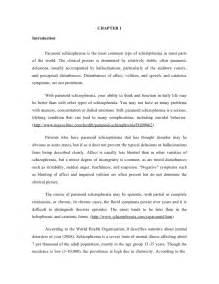 Care Study Essay by Study Schizophrenia Paranoid Type Act Essay Guidelines Essay Describing A Family Creative