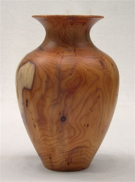 turned wooden vases  hollow forms creative woodturning