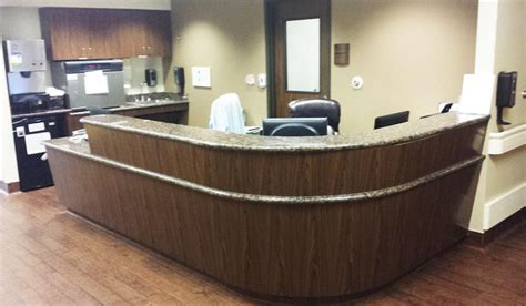 Hospital Reception Desk Dental Front Office Designs Studio Design Gallery Best Design