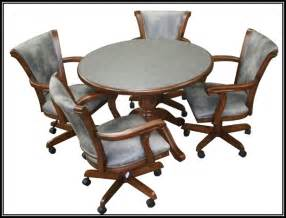 Kitchen Tables And Chairs With Wheels Kitchen Table And Chairs With Wheels Ideas