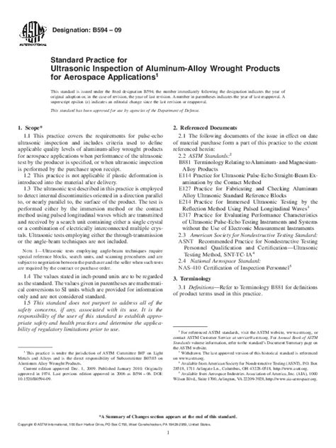 ASTM B594 PDF