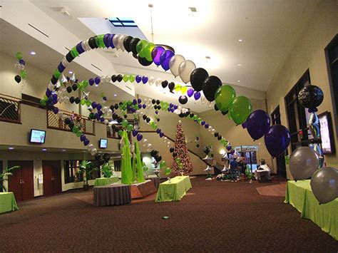 new years house events balloons decorations for favors ideas