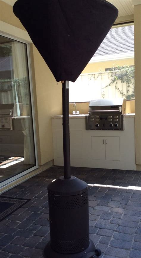Patio Heater Propane Gas Mirage 38 200 Btu South Mirage Patio Heater