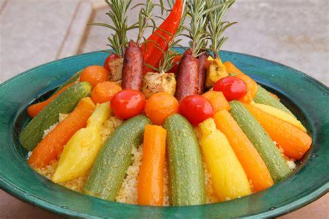 cucina tipica marocchina cous cous piccante alle verdure cucina marocchina ricetta