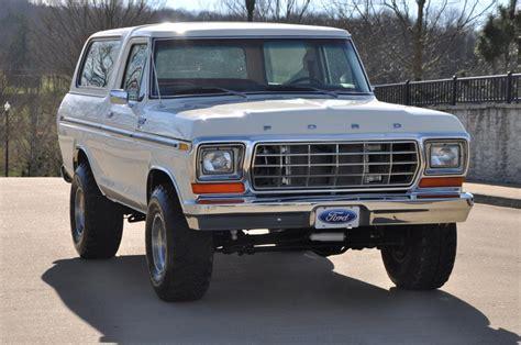 ford ranger 4x4 1978 ford bronco ranger xlt 4x4