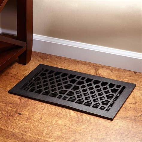 iron scroll floor l decorative vent covers top hrv industries legacy scroll