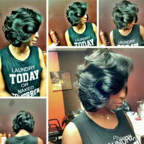 short feathered sew in weave 192 best images about bob slayer on pinterest feathered