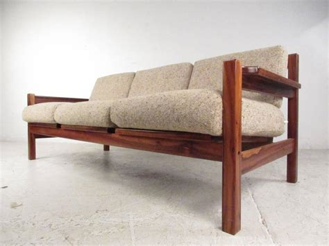 Sofa Israel by Mid Century Modern Rosewood Sofa Made In Israel For Sale