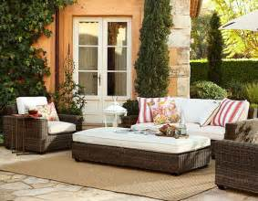 10 stylish relaxed and enduring outside patio furniture