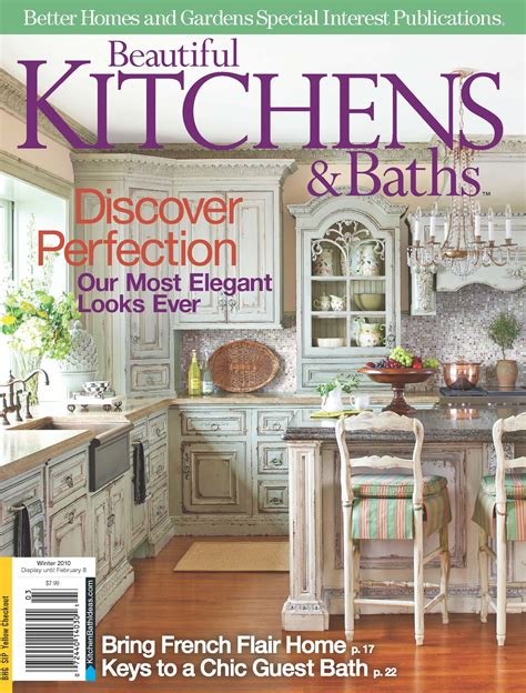 kitchen magazines quatreau usa 187 better homes and gardens nomination for
