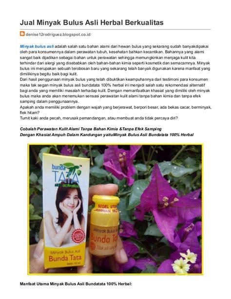 Jual Minyak Bulus Asli Makassar jual minyak bulus asli cara mengatasi jerawat