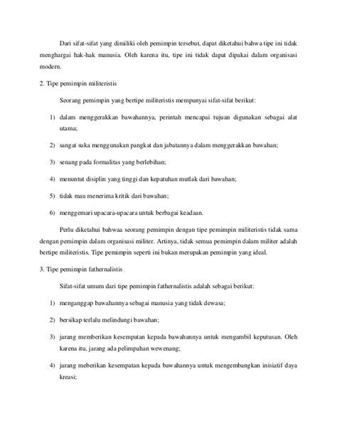Organisasi Dan Kepemimpinan Modern Graha Ilmu 1 pengaruh gaya kepemimpinan atasan terhadap komitmen