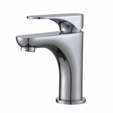 moen single hole bathroom faucet moen rizon single hole 1 handle bathroom faucet in chrome