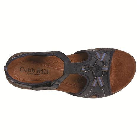 sandals that can be worn with orthotics cobb hill fay slingback sport sandals by rockport