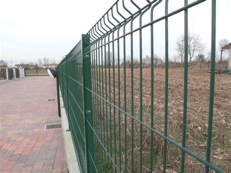 recinzioni giardino rete metallica recinzione recinzione modulare in rete elettrosaldata by