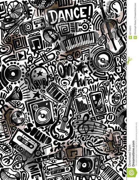 doodlebug noise sound doodle stock illustration image 42744315