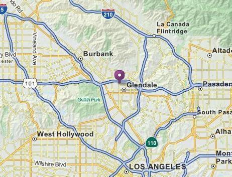 california map glendale glendale california map swimnova