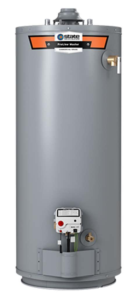 proline® master 40 gallon propane water heater