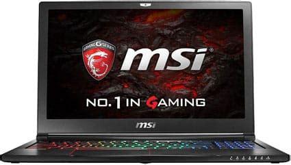 msi gs63vr stealth pro 034 15.6 inch reviews laptopninja