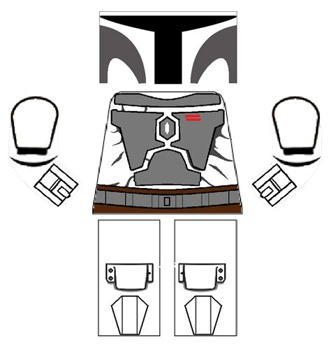 the gallery for gt mandalorian armor template cw mandalorian decal template 3 my style 3 mandalorian