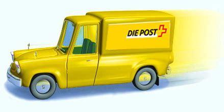 Post Schweiz Gebühren Brief Kundenservice